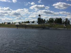 Weinberg am Großräschener See